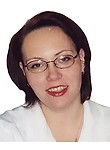 Царегородцева Елена Евгеньевна